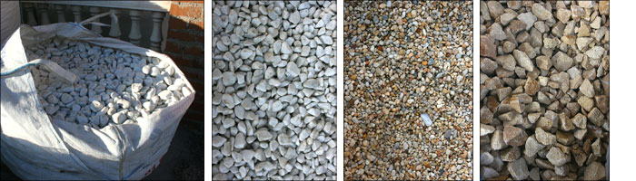 Piedras Decorativas - Hnos Barbarena